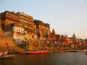 The city of Varanasi is considered sacred by the Hindus and is situated on the banks of the Ganges. But millions of tourists and pilgrims and an apathetic administration has led to a deterioration of living conditions.