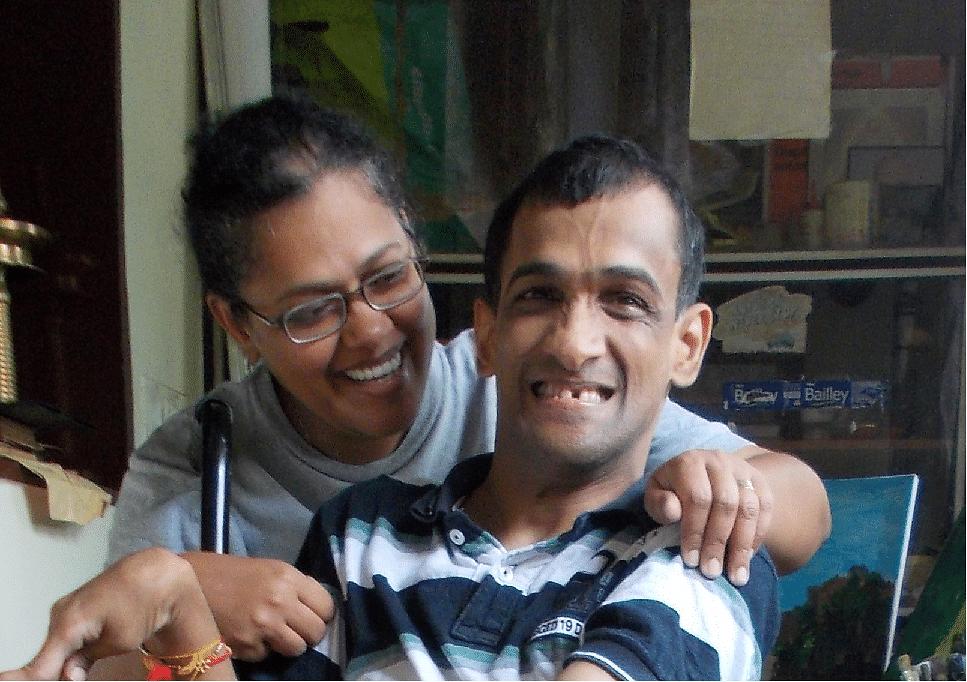 TBI THIS-Ability: Narayan Ramakrishnan – That surefooted painter of Mumbai