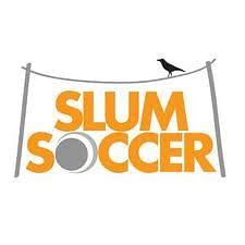 slum soccer logo