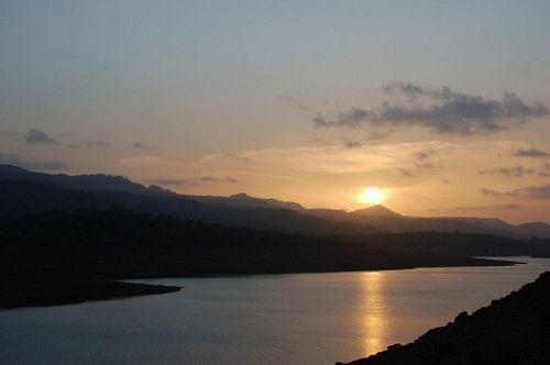 Hope the sun never sets on Koyna