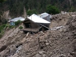 Himachal Pradesh was also devastated in the heavy rains lashing Northern India recently