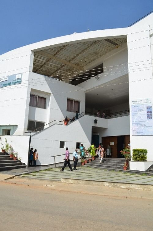 One of Unnati's training centres