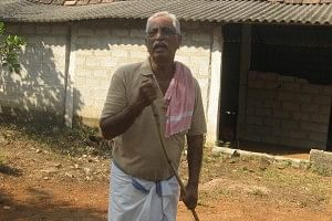 Richard Rebello, owner of AR farms, Heroor village, Kundapur, Udupi district
