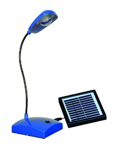 Latest Study Light with Solar Panel
