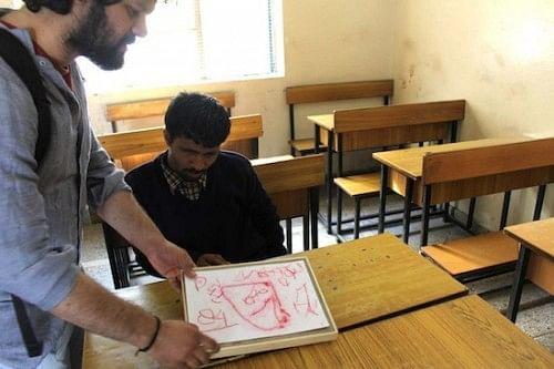 Swasti Ray at a workshop