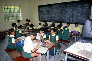 Sevalaya runs the Mahakavi Bharathiyar Higher Secondary School, where Computer education is part of lower classes too