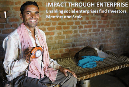 Sankalp Forum - Enabling Social Enterprises find investors, mentors and scale