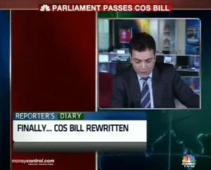 Companies Bill, 2013