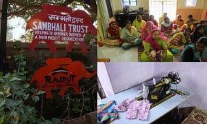 Sambhali Trust works for a better life for women