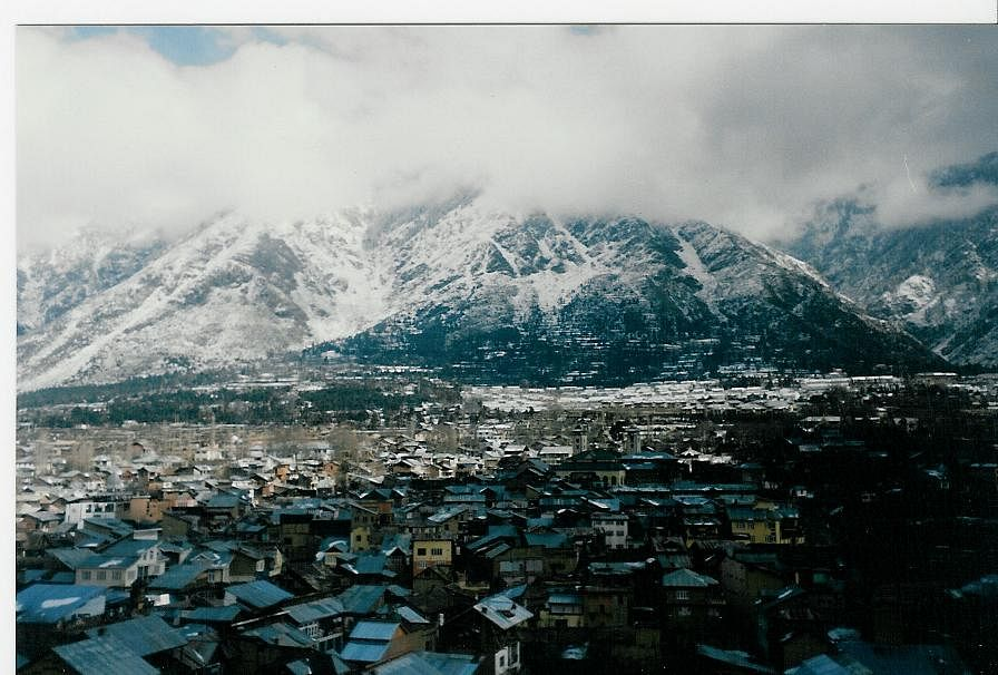 The picturesque town of Kishtwar