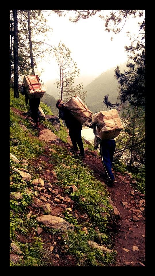TBI Uttarakhand Diaries: Mountaineers Are Coming Together To Rebuild The Local Community