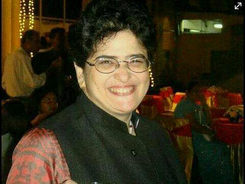 Sharmila Divatia