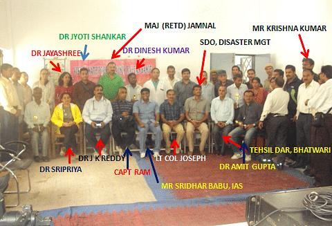 The Team of Good Samaritans