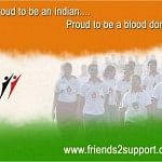 F2S is an organization that brings voluntary blood donors and those in need of blood on to a common platform.