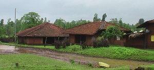 The Tamarind Tree School constructed at Dahanu, Maharashtra