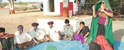 WASMO is doing a great job of educating people in villages about health and sanitation