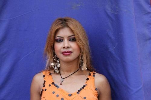 Pinki Khan, the superstar