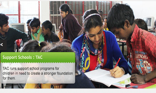 Teach A Child - Imparting Quality Education to Slum Children
