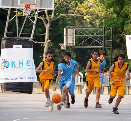Basketball tournament organized by ProjectKHEL