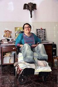 Preethi Srinivasan, the founder of Soulfree
