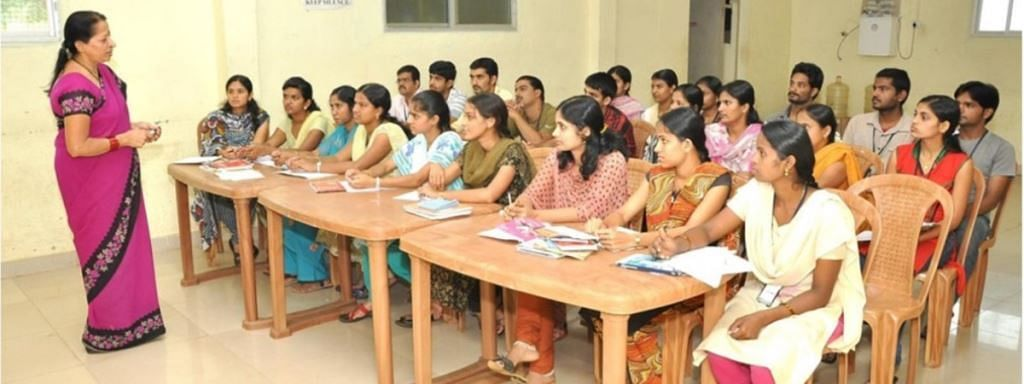 Classroom training at RuralShores centre