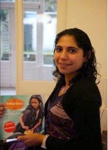 Asha Dijkastra, though raised in Holland, feels a strong connection with Palna where she was nurtured for her first 5 months