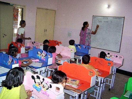 A Palna Classroom
