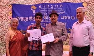Dr Meenakshi Nayar and team ETASHA takes pride in training over 5500 students