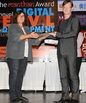 ETASHA awarded eNGO Challenge Award in 2012