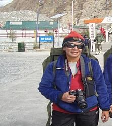 Ritu in Leh