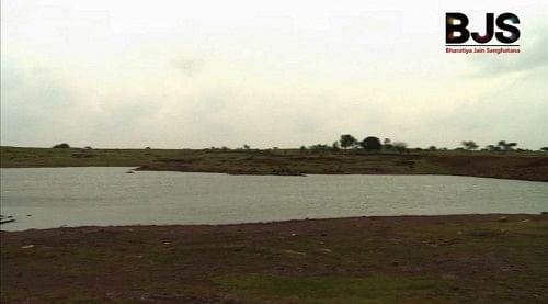 The water bodies in the Godavari basin are going dry