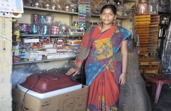 SURE: Helping Rural Women Become Entrepreneurs & Promoting Energy-Efficient Products