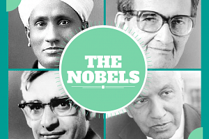the nobel winners of india