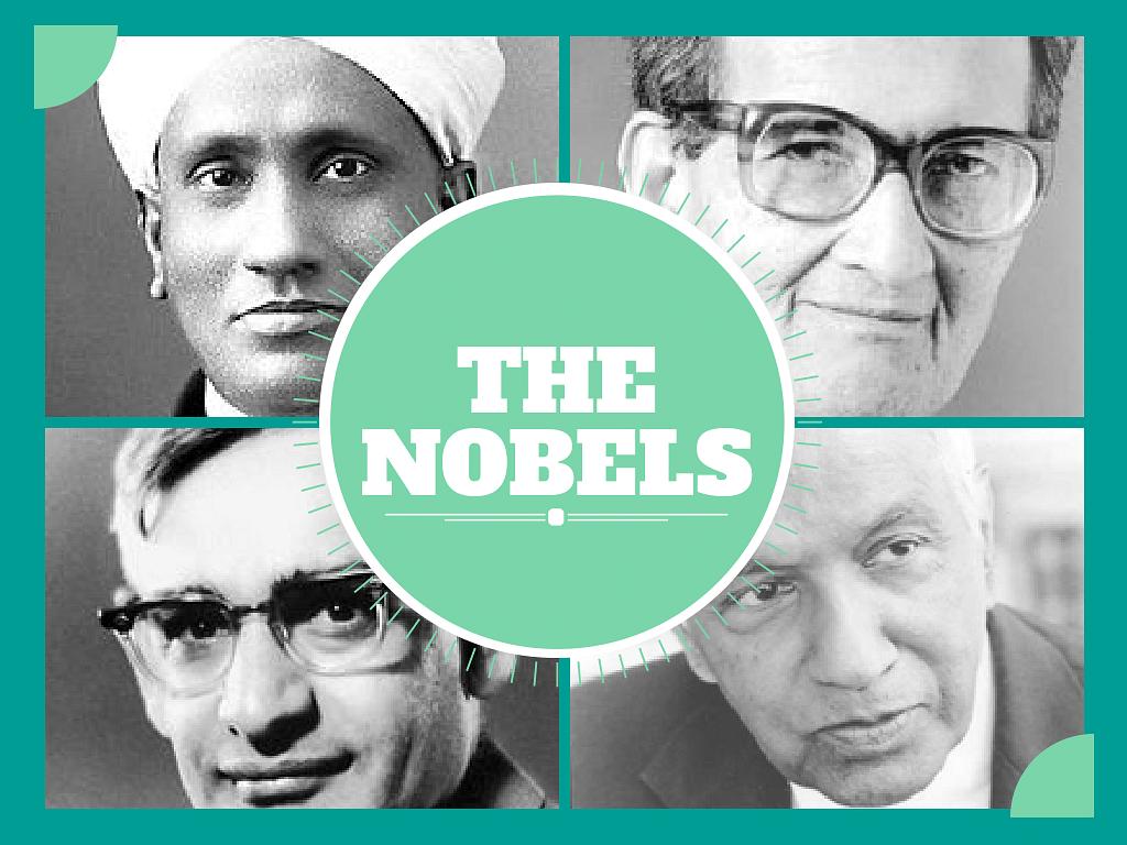 the nobel winners of india