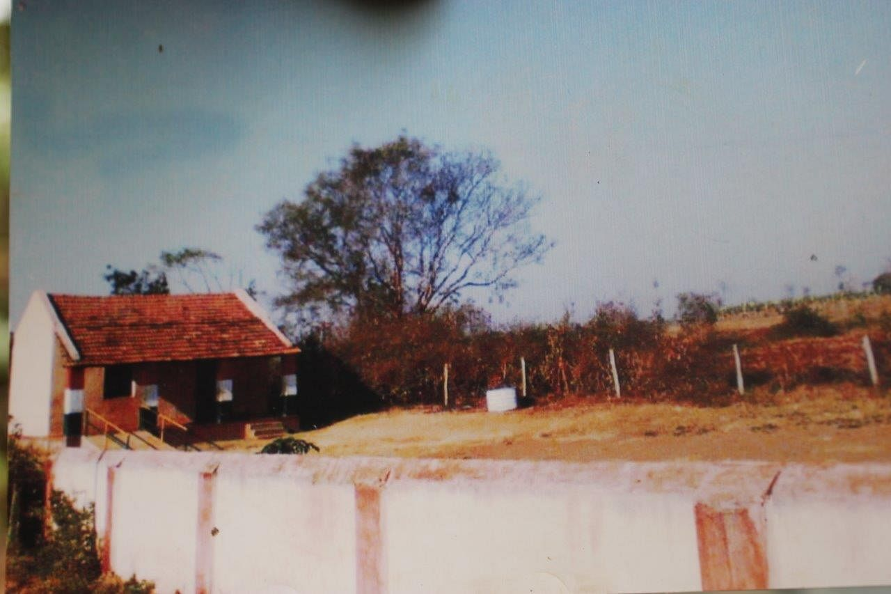 Itna Colony Higher Primary School before the intervention of SMCs