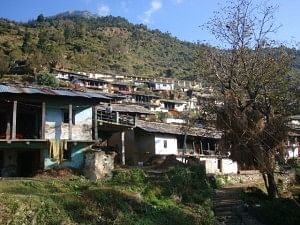 Mamta's Village in Uttarakhand