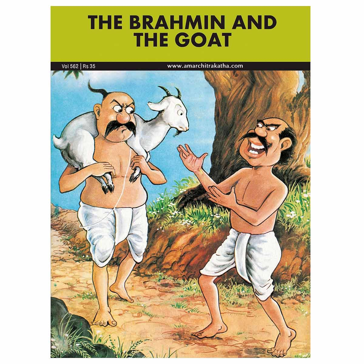 The-Brahmin-the-Goat