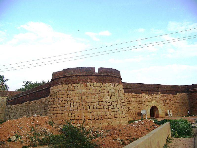 Fort at Devanahalli