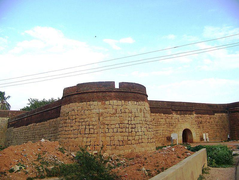 Fort at Devanahalli