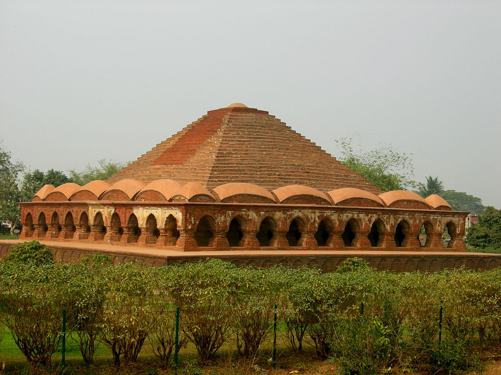 TBI Heritage: The Little Known Oldest Brick Temple In India