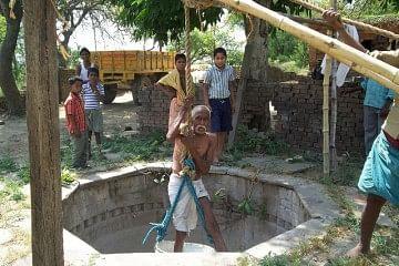 inspecting wells