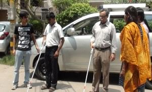 smartcane, training