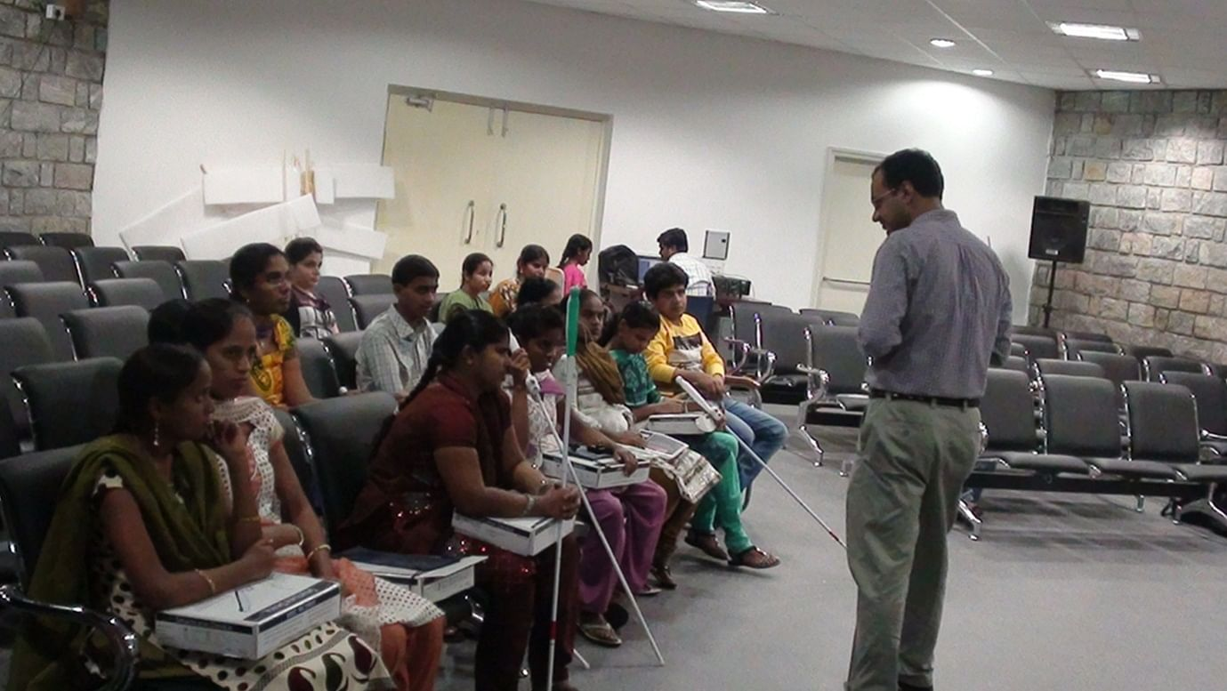 Dr Rohan Paul, smartcane