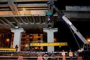 metro work, hyderabad