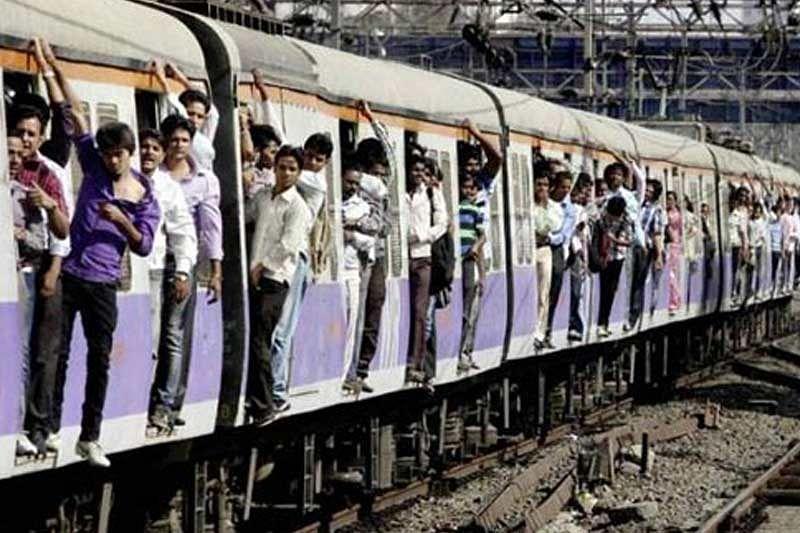 Mumbai local train
