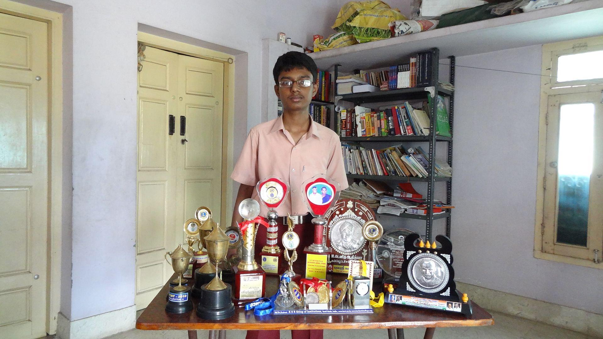 My Awards
