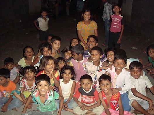 Students at Prayas