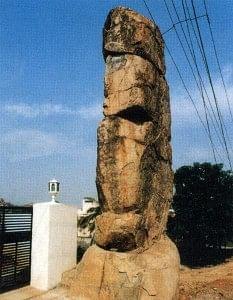 obelisk rock, hyderabad