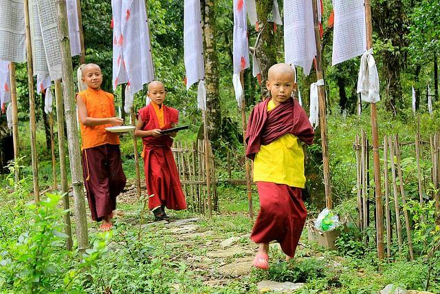 Doling monastery, Sikkim