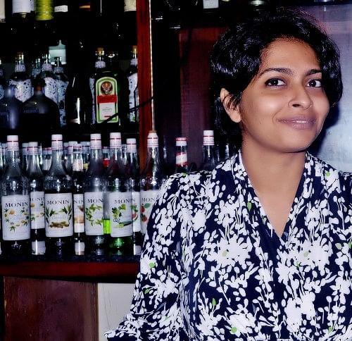 women bartenders